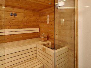 A Casa Juwel Sölden Sauna