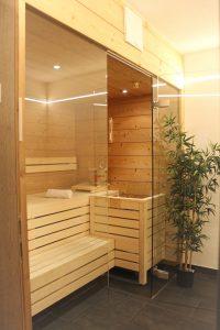 Sauna Juwel Apartments Sölden