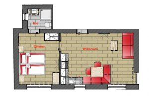 TOP 2 Juwel Apartments Sölden