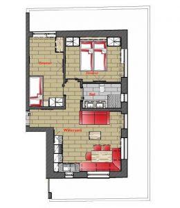 Top 3 Juwel Apartments Sölden
