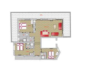 Top 7 Grundriss Juwel Apartments Sölden
